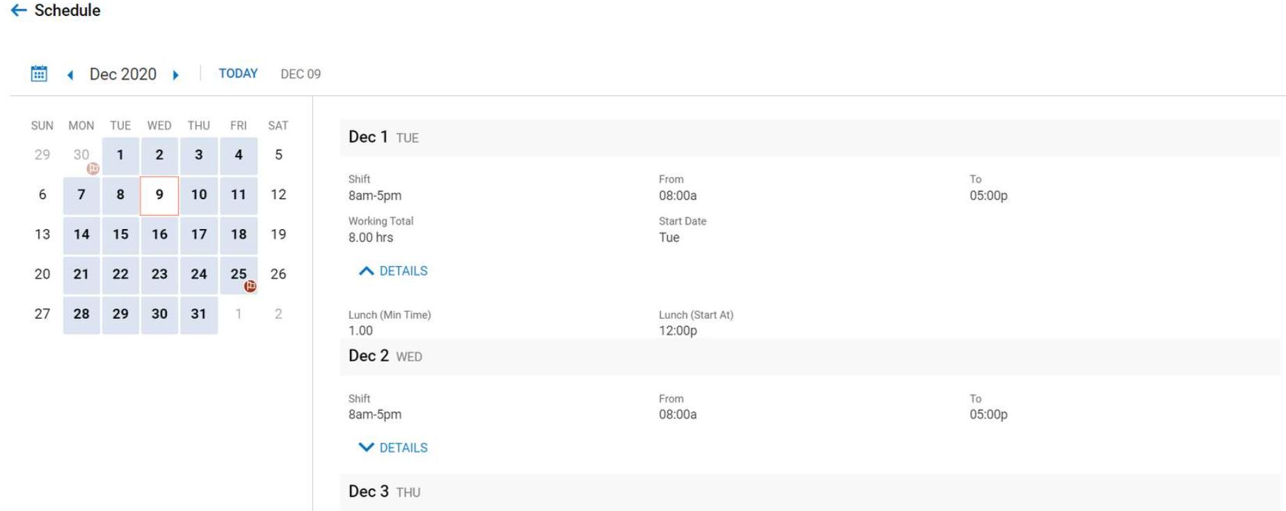 UKG-demo-screenshot