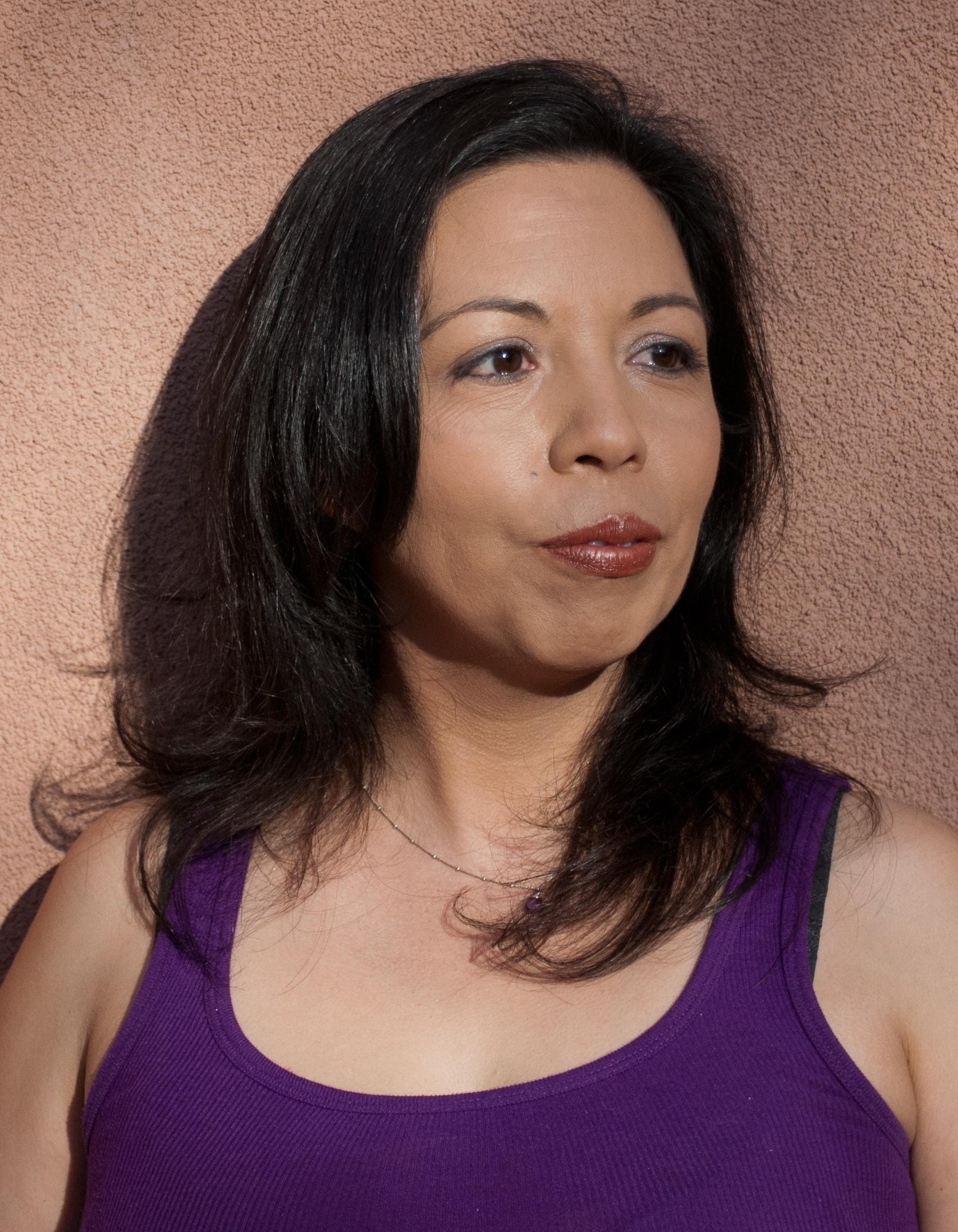Portrait of Felecia Caton Garcia