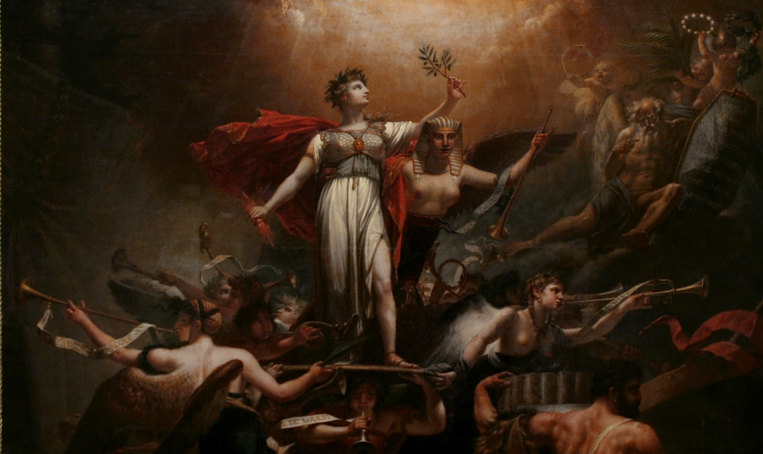 the history of the romantic period and the europes rise to power after the french revolution Music history - the romantic period romanticism was brought about by the social and political stresses following the french revolution central europe and.