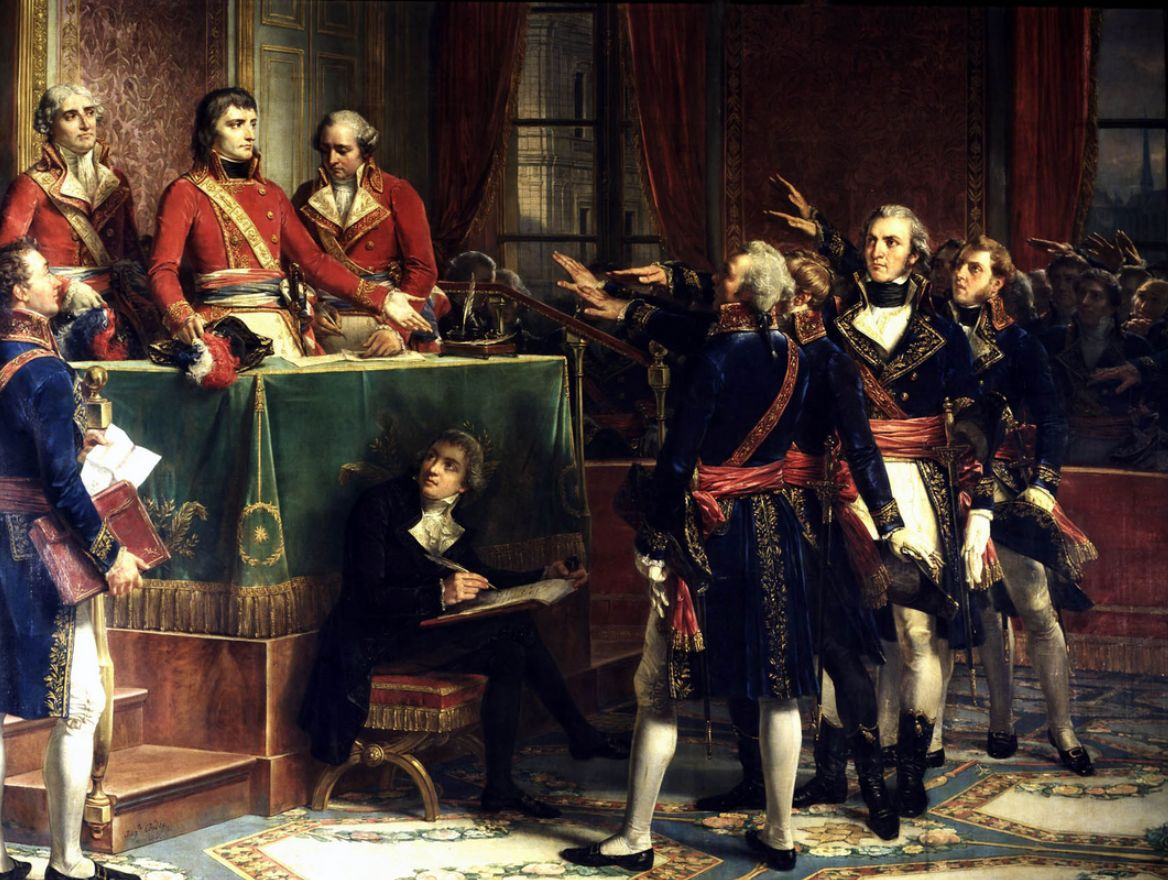 What event meant the Thermidorian coup in France? Causes, significance 12