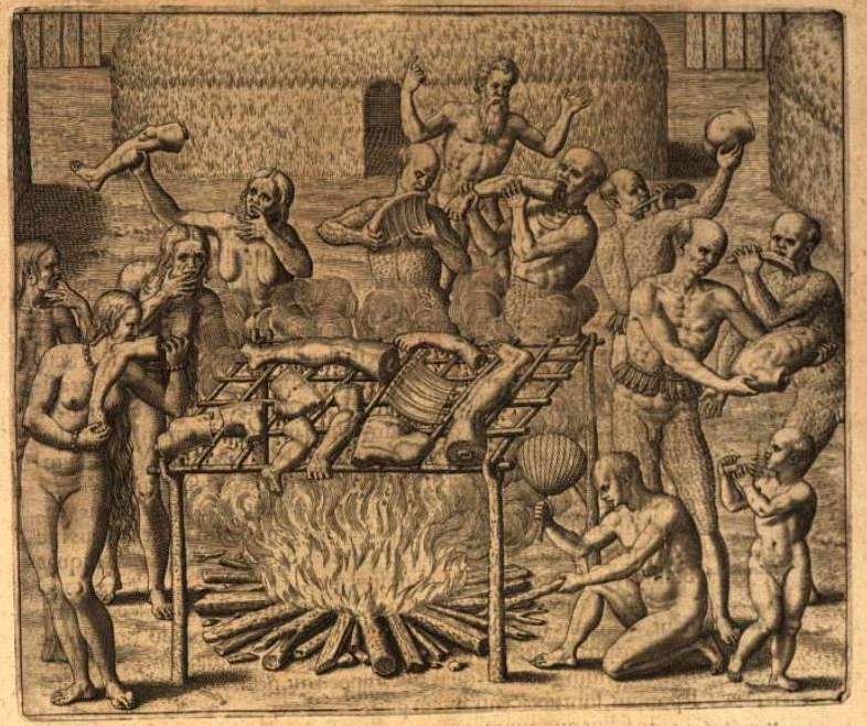 cannibalism essay Of cannibals was translated in 1603, along with montaigne's other essays, by the gifted english translator john.