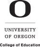 University of Oregon College of Education logo