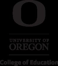 University of Oregon College of Education logo