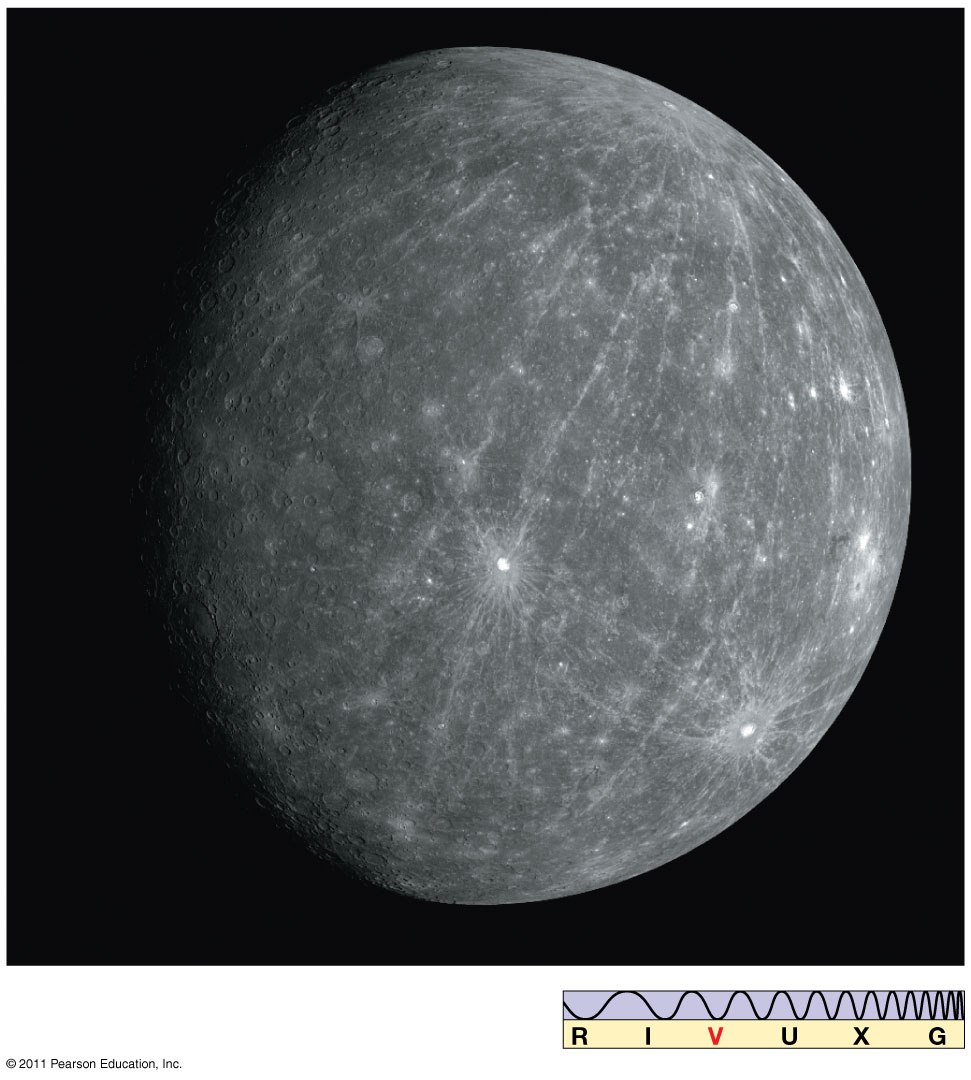 what are the moons of mercury - photo #8