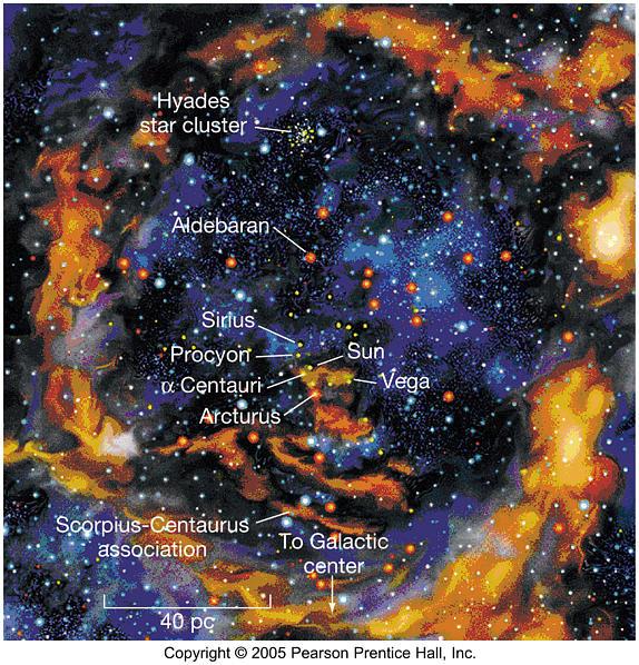 Worksheet. Astronomy 122  The Interstellar Medium
