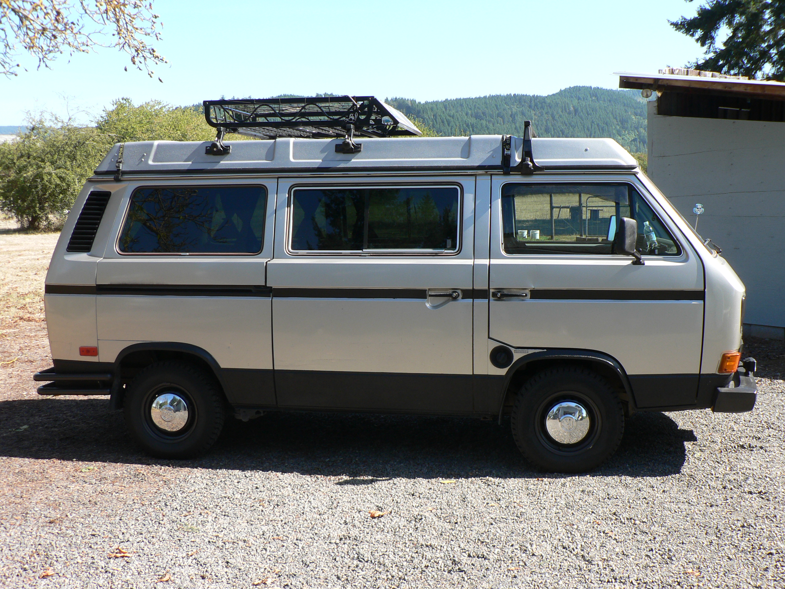 Vanagon View Topic Post Your Roof Rack Setup Kia Sportage 2 0 Td Wiring Diagram Image May Have Been Reduced In Size Click To Fullscreen