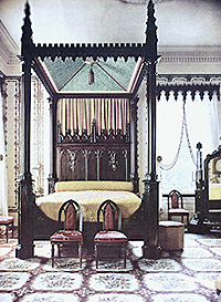 American Gothic Revival And Victorian Styles
