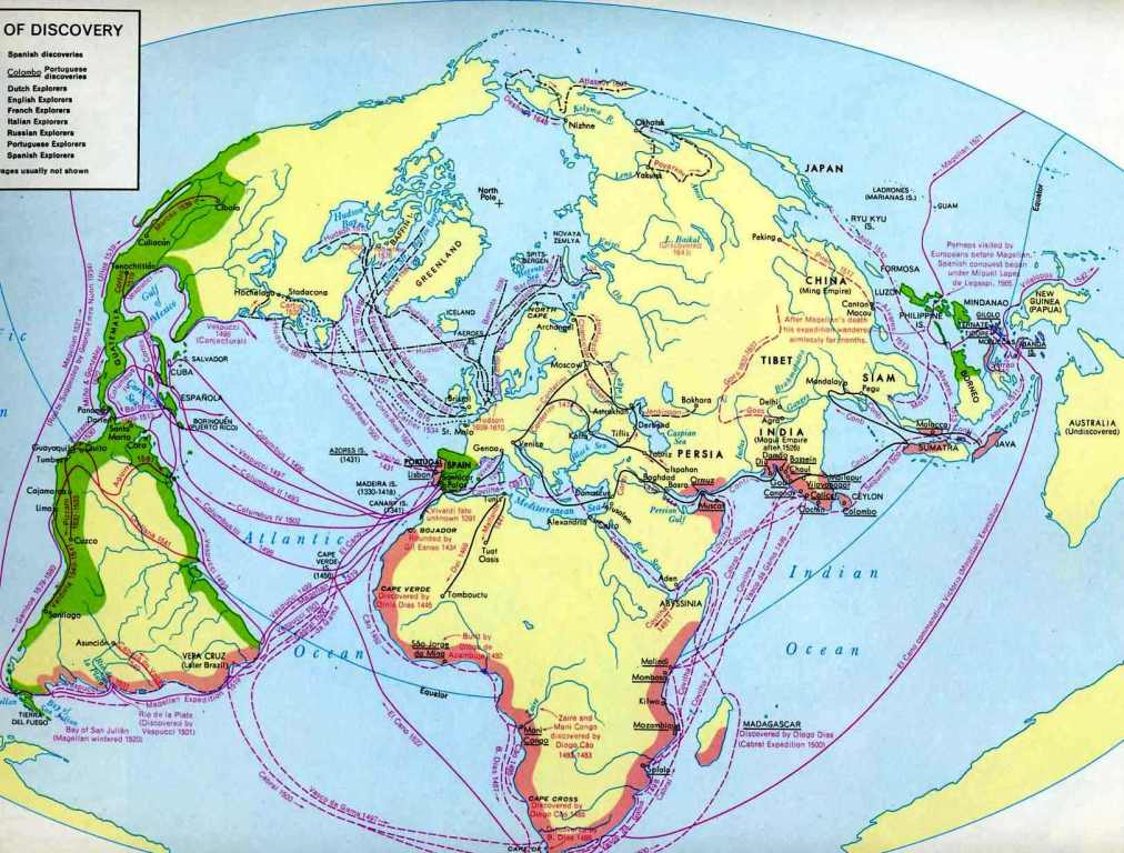 Map Of Asia During Imperialism.Frontier Imperialism
