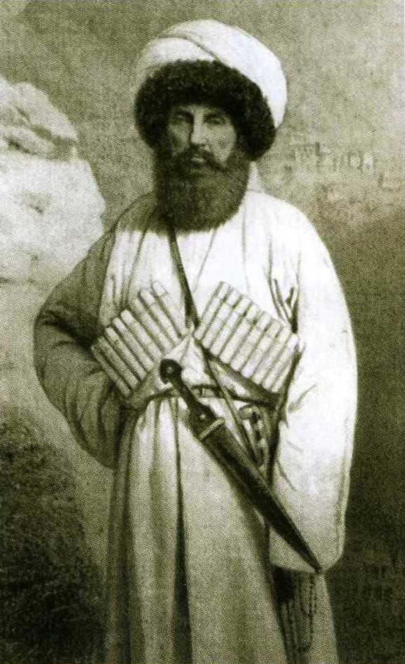 صور العلمــاء والأوليــاء والصــلاح 1830s%20Shamil2%20Kaziev%20Imam