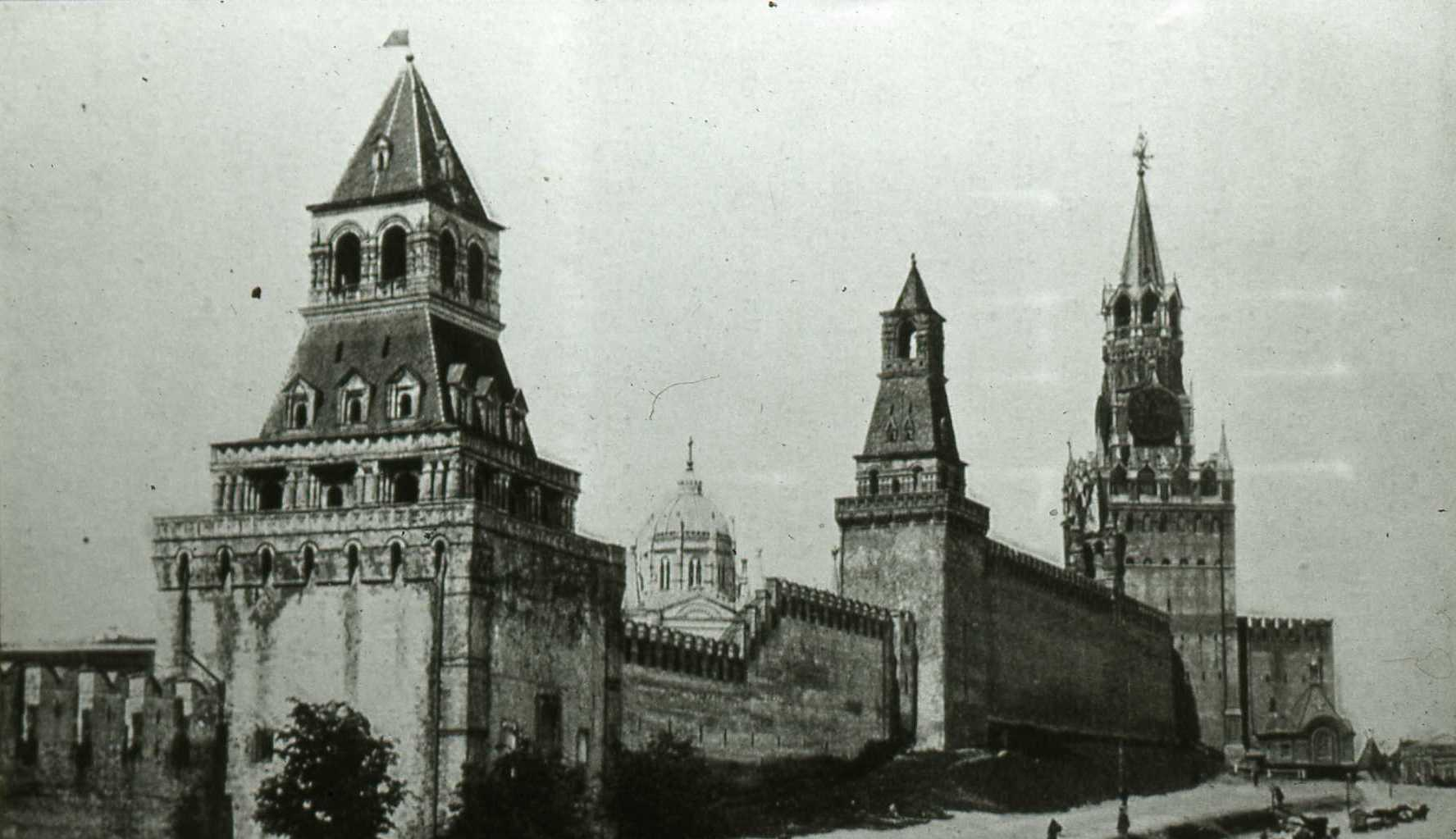 Moscow Kremlin Drawing Moscow Kremlin Southeast