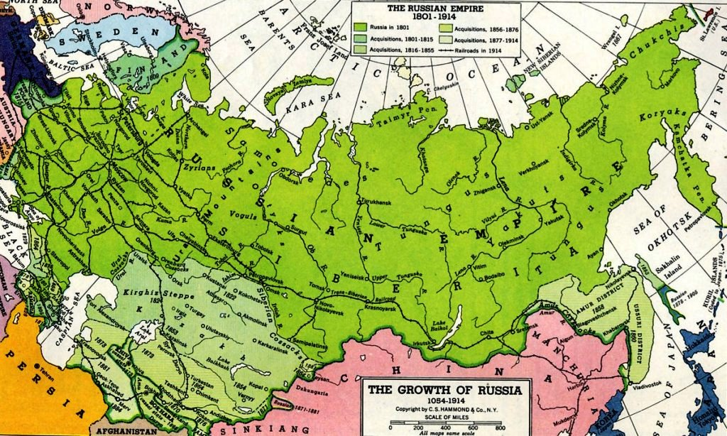 Russian Empire Kept 42