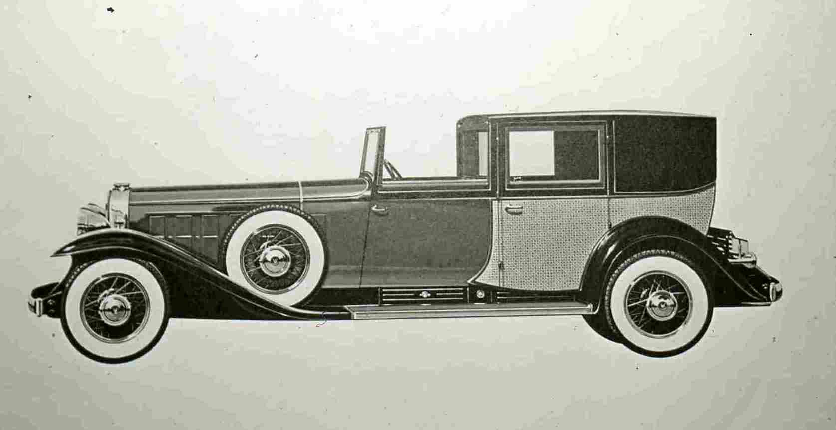 *1931:Cadillac V-16 [ID]