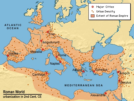 ancient romes impact on the modern world The influence of ancient roman culture on modern  the influence of ancient roman culture in today's  of many museums around the world.