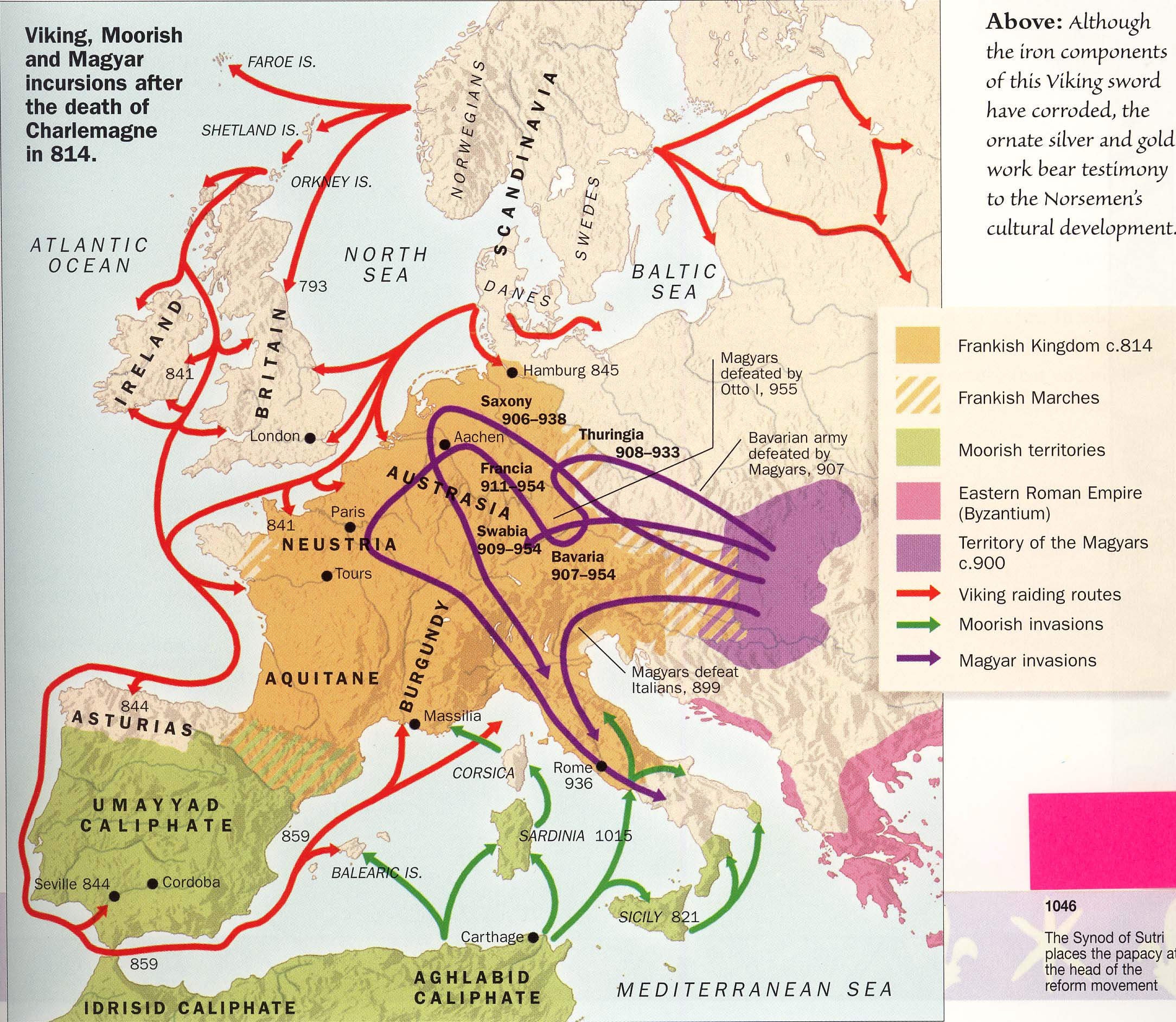 vikings and the westward expansion The motives driving the viking expansion is a much debated  trade between  western europe and the rest of eurasia.