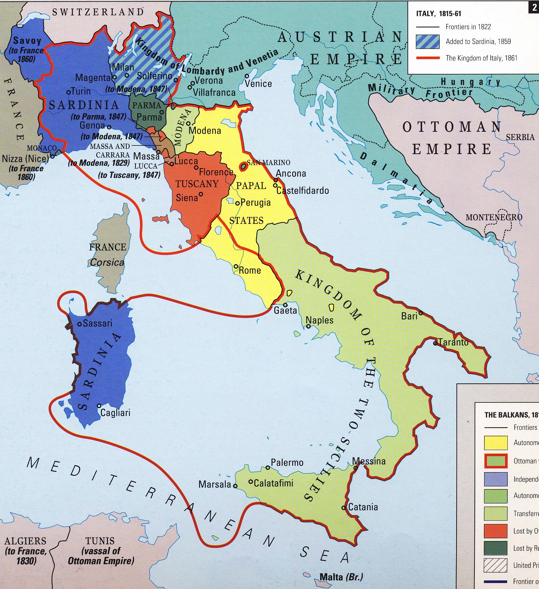 Image result for Italy's wars of Independence