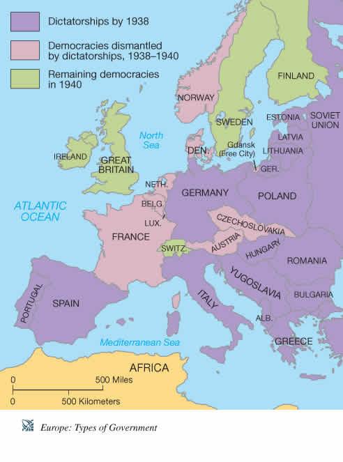 dictatorship and democracy in europe 19 Differentiate dictatorship vs representative democracy history dictatorship originated in europe around 19th century ad.