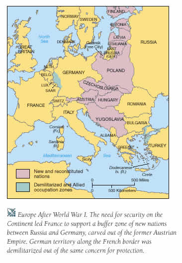History 303 europe in the twentieth century europe after world war i gumiabroncs Images