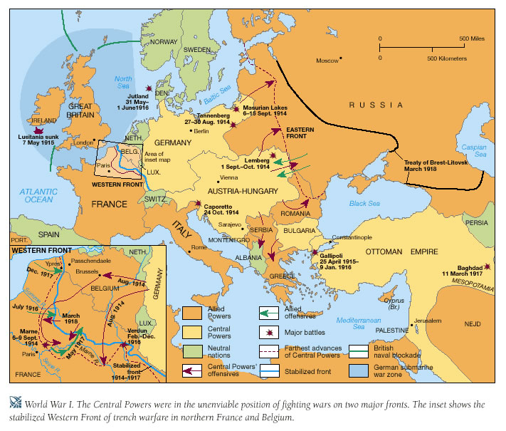 History 303 Europe In The Twentieth Century