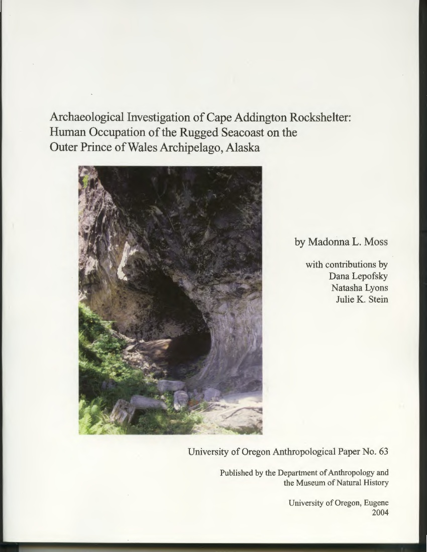 Talk:Anthropological Papers of the University of Alaska