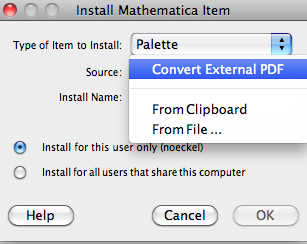 how to paste into a pdf