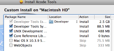 Using Mac OS 10 5 Leopard with X11 and fink