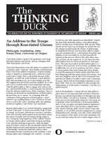 Thinking Duck, Spring 2005 Issue