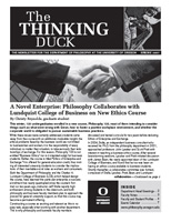 Thinking Duck, Spring 2007 Issue